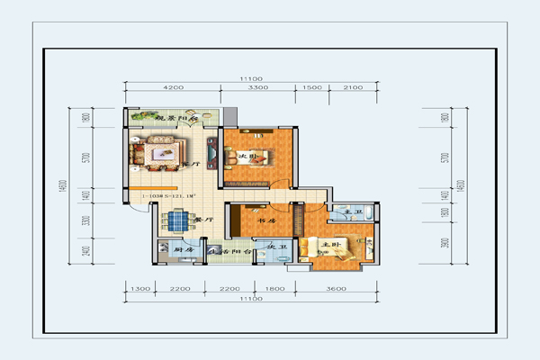 溆浦房子设计图纸
