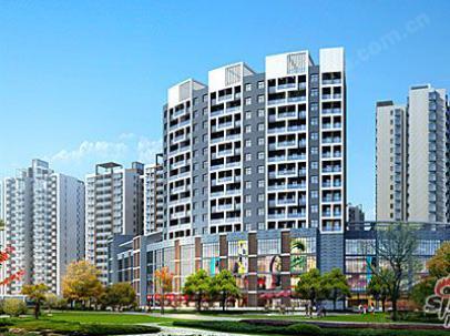 楼盘名称:山水阳光城(公务员住宅小区)项目